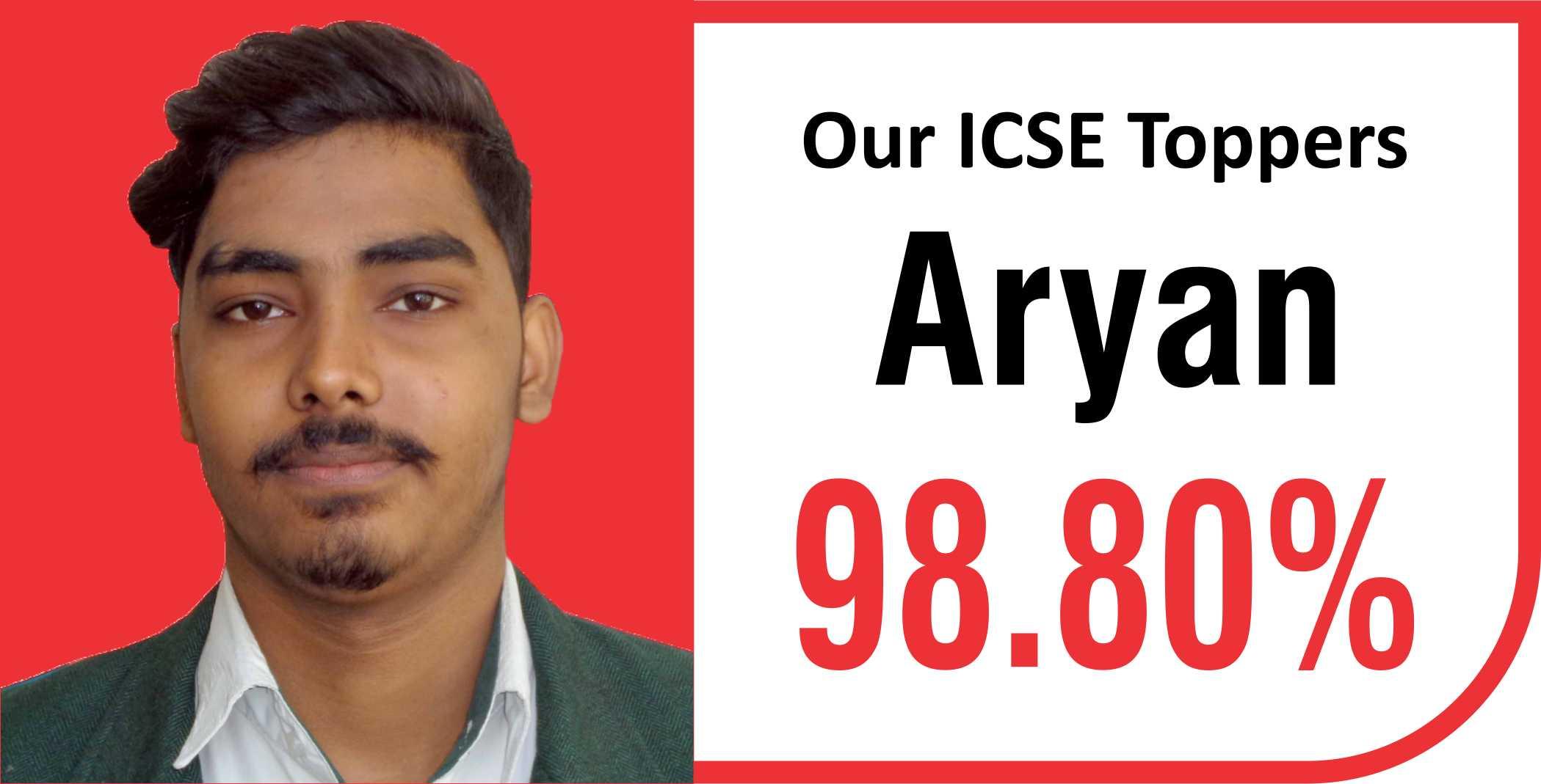 SKD Academy Result ICSE-2
