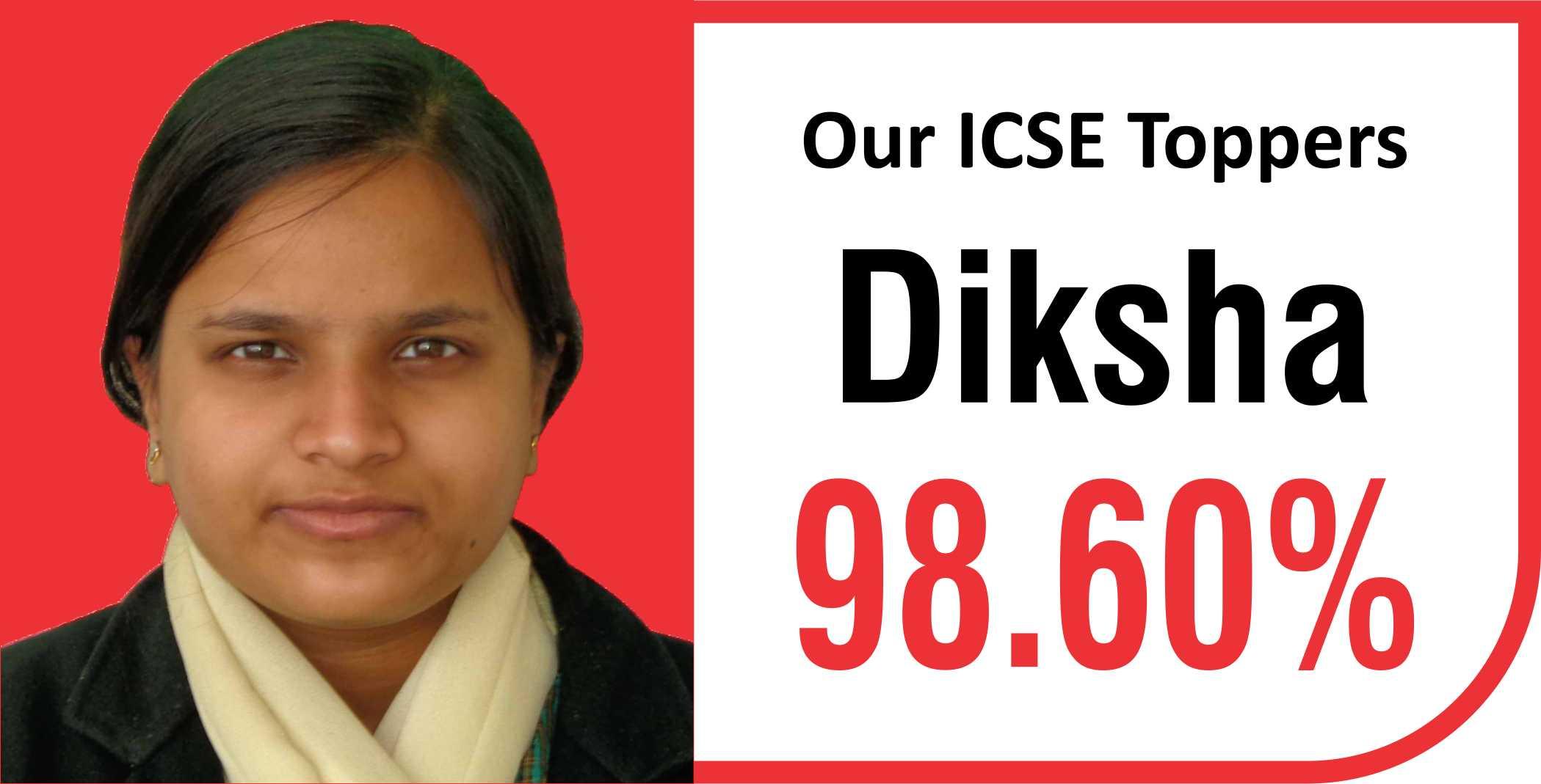 SKD Academy Result ICSE-3