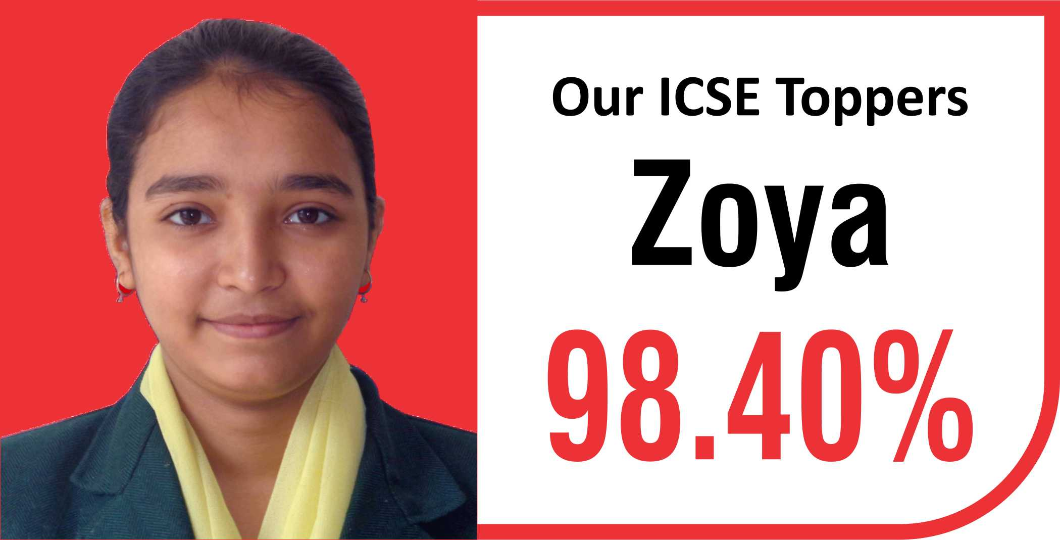 SKD Academy Result ICSE-6